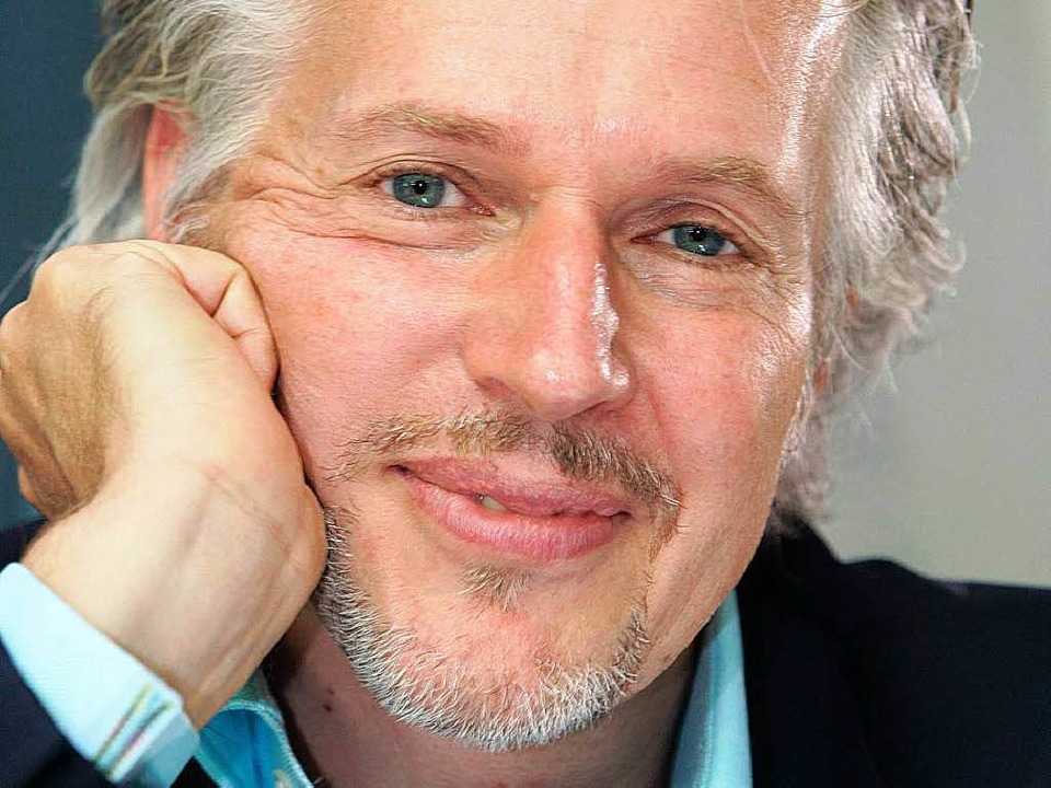 Bestsellerautor Frank Schätzing.  | Foto: ddp