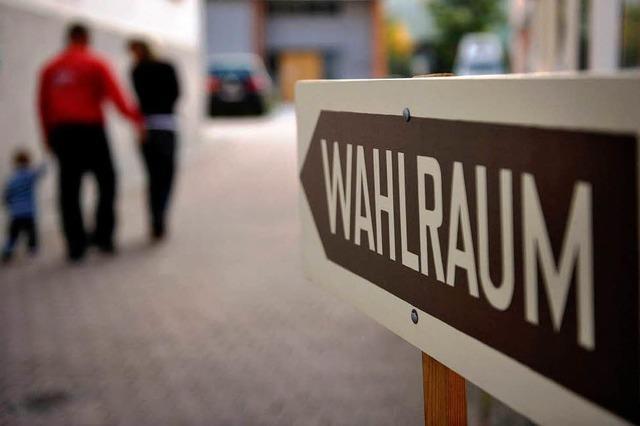 Wahlkreise im Land werden reformiert – zu Lasten der SPD