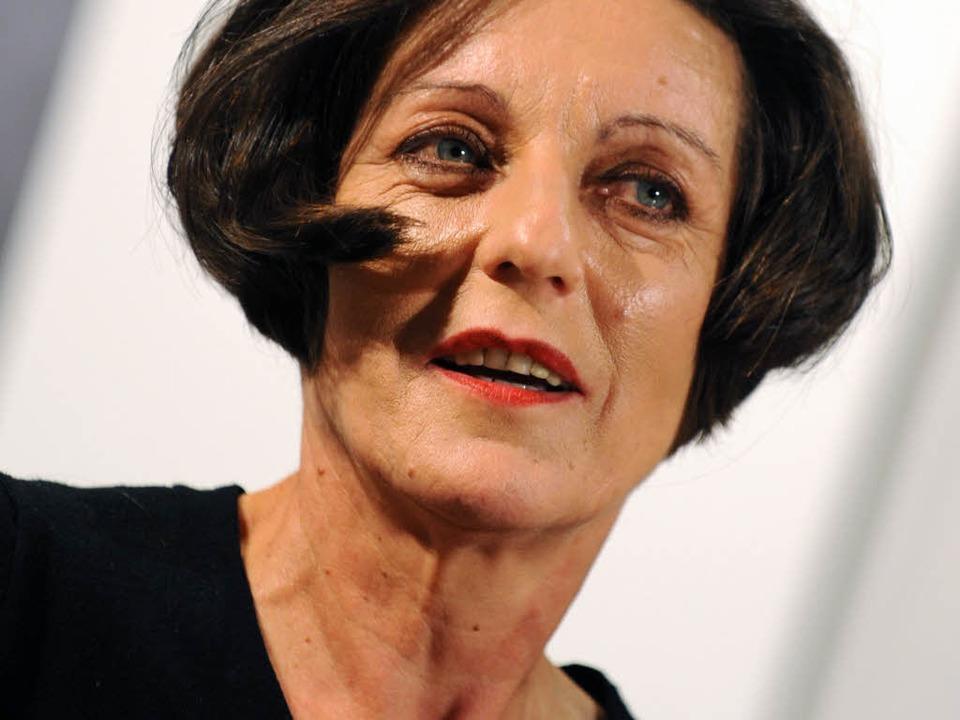 Herta Müller lebt in Berlin.  | Foto: dpa
