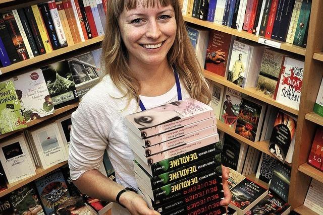 Susanne Kippert, Buchhändlerin bei Rombach