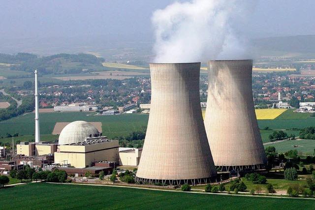 Atompolitik spaltet Plenum