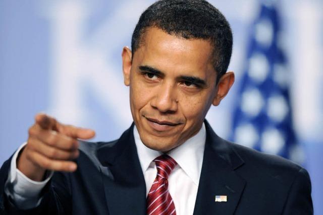 Friedensnobelpreis für Obama als Mutmacher