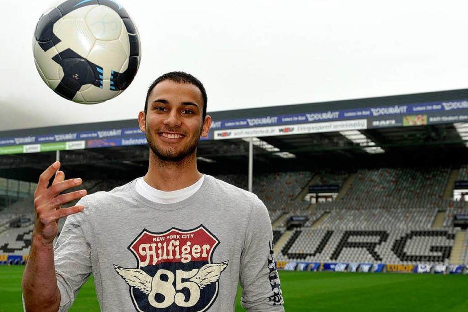 Bald wieder am Ball im Dreisamstadion? Ömer Toprak ist zuversichtlich, was seine Rückkehr zum SC Freiburg anbelangt. (Foto: dpa)