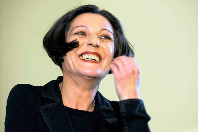 Herta Müller liest nun im Paulus-Saal