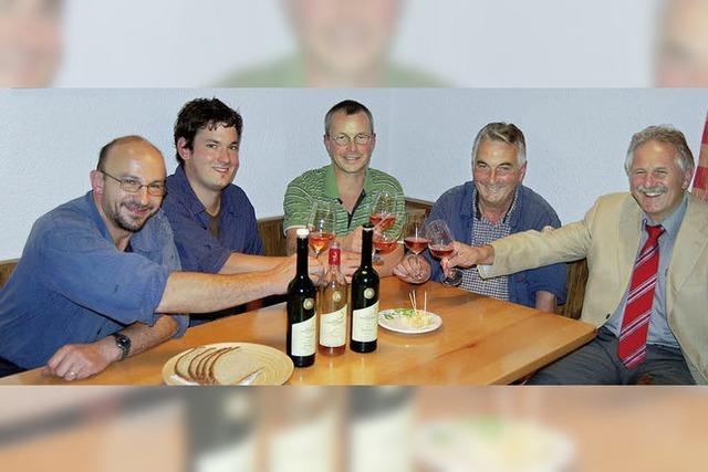 Öchslegrade verheißen guten Wein