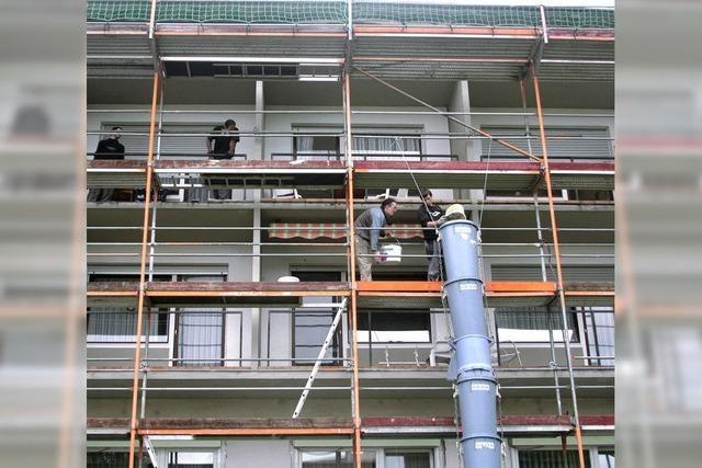 Mehr Platz und Komfort für Heimbewohner