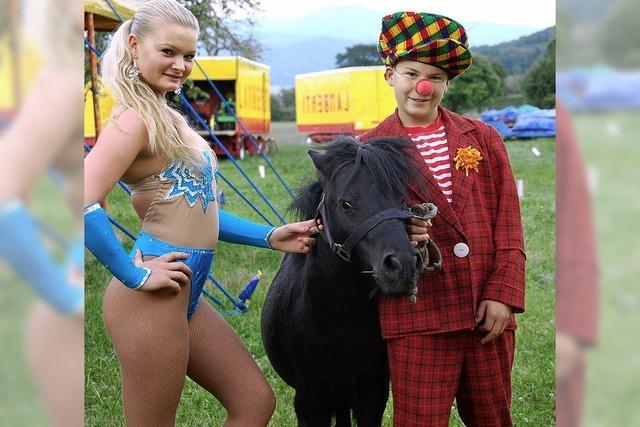 Zirkus mit Herz und Multitalenten