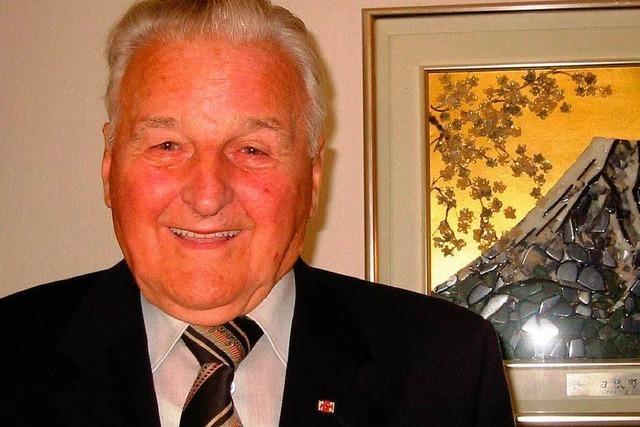 Altbürgermeister Sternadl ist tot