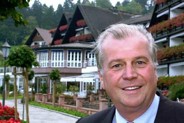 Badischer Hotelier will Steuersenkung einklagen
