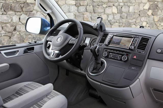 Die VW-Familie mit ansehnlichem Zuwachs