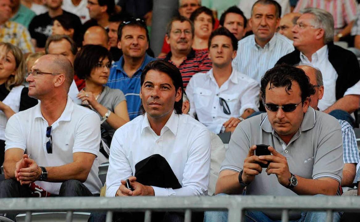Martin Spanring –  hier beim SC-... 1:0 beim legendären 5:1 gegen Bayern.  | Foto: schön