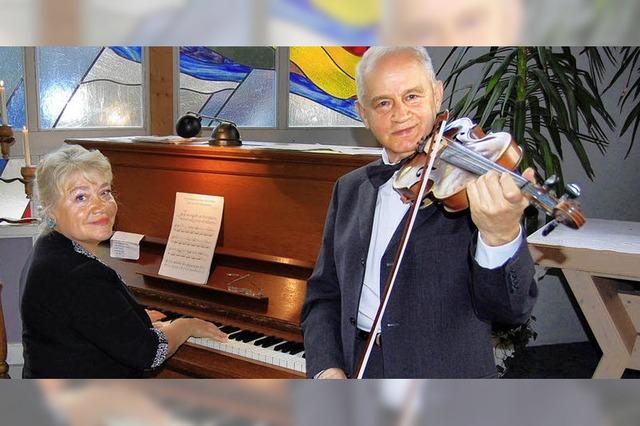 Solistenkonzert wird zum musikalischen Hörgenuss