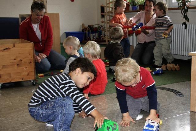 Ein Kindergarten im Wandel der Zeit