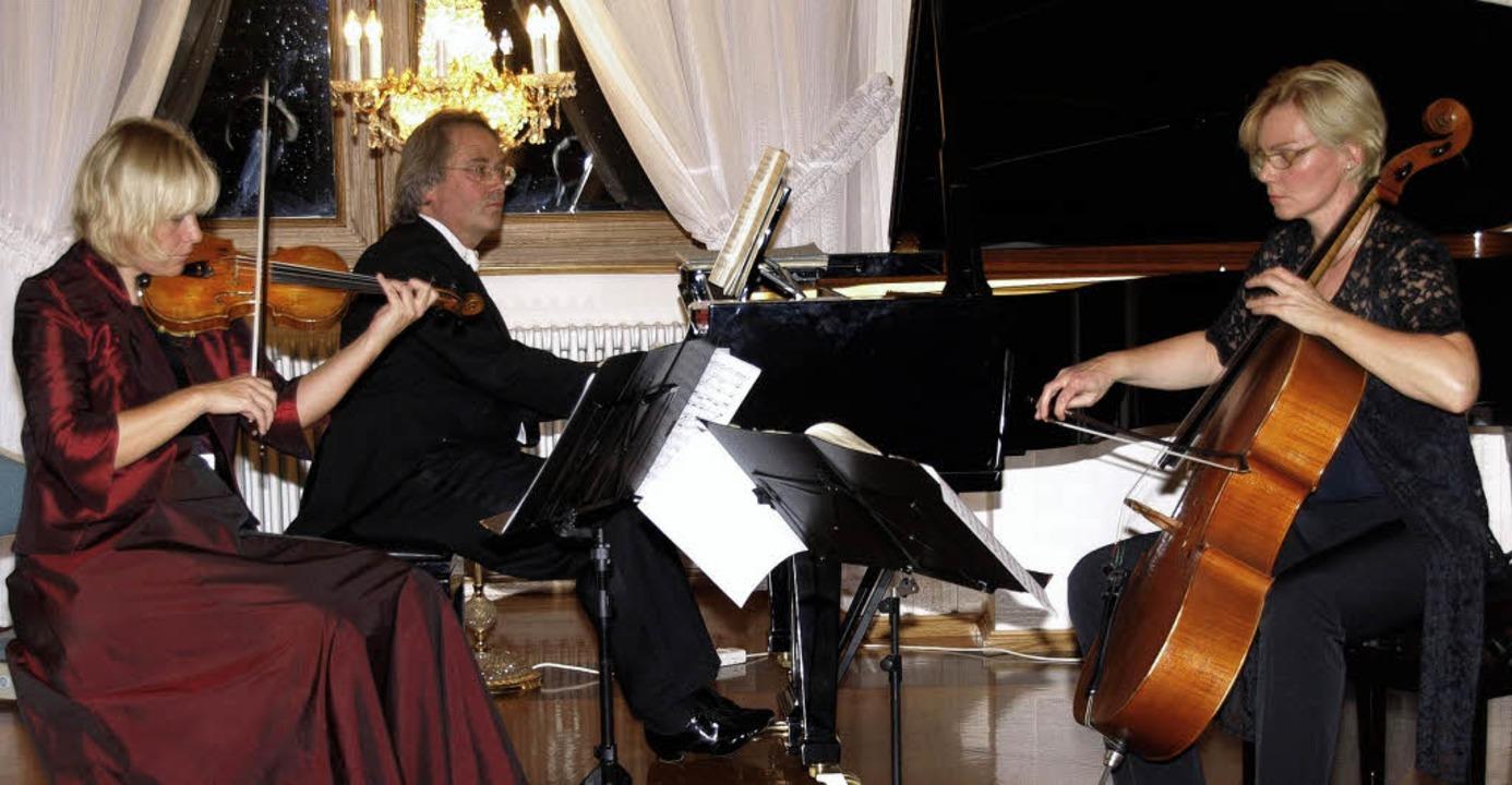 Dramatik und Verve, gepaart mit Geschm... seiner musikalischen Ausdruckkraft.    | Foto: Karin Steinebrunner