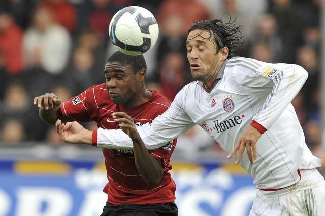 SC Freiburg verliert 1:2 gegen FC Bayern
