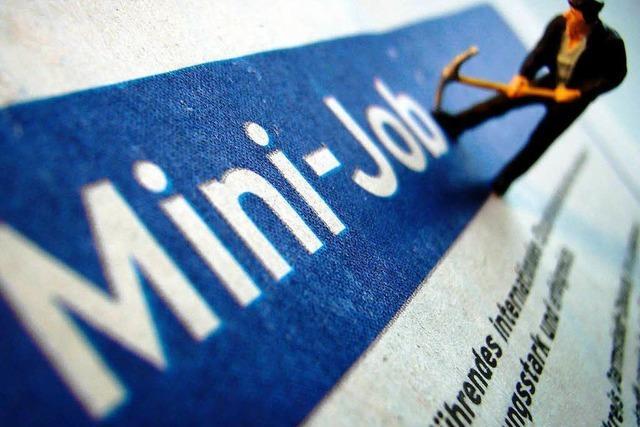 400-Euro-Jobs – Arbeiten brutto für netto