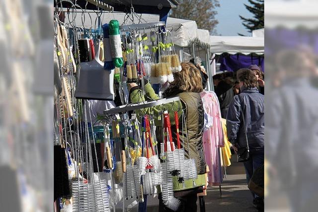 Schürzlemarkt in Birkendorf