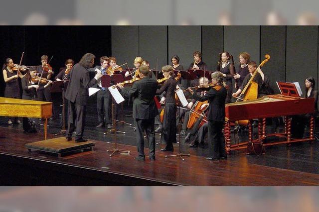 Hommage an Händel und Haydn