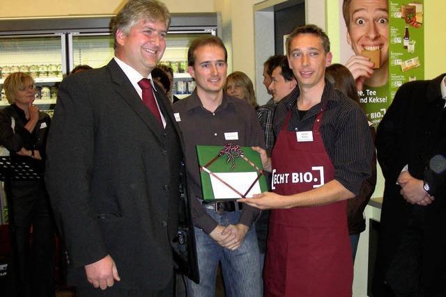 Neuer Eckpfeiler für die Bio-Hochburg Eichstetten