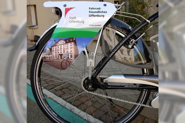 Offenburg als Fahrrad-Modellstadt ausgewählt