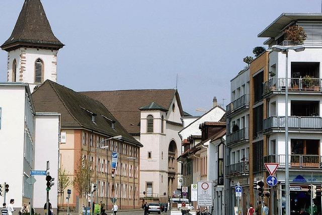 Priorität für Basler Straße