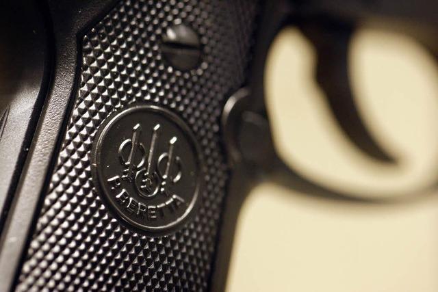 Schärferes Auge auf private Waffen