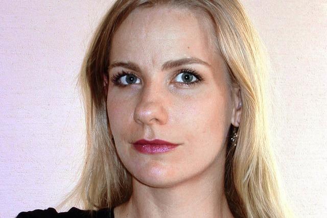 Katharina Born liest im Schloss