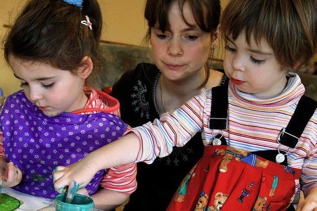2010 steigen die Kindergartenbeiträge