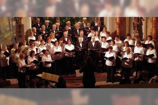 Chor mit großer Tradition