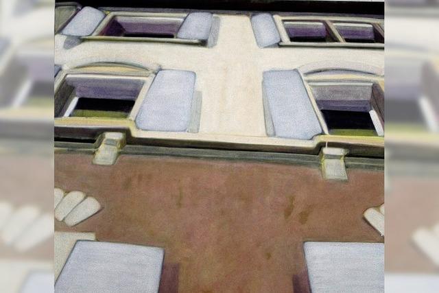 Fassadenträume in sanften Farben