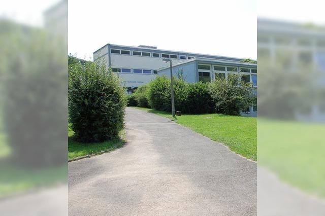 Die Hauptschule Badenweiler bleibt