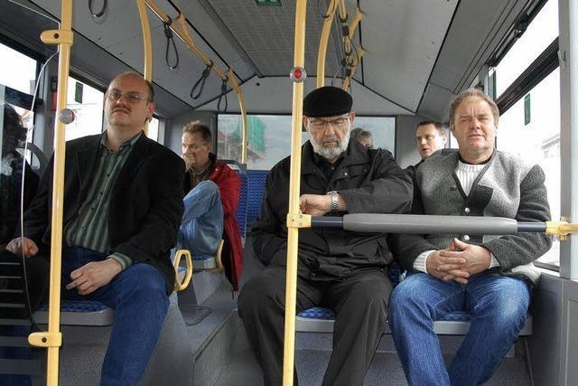 Kein Bus in den Bromenacker