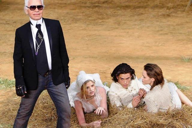 Karl Lagerfelds Kronprinz