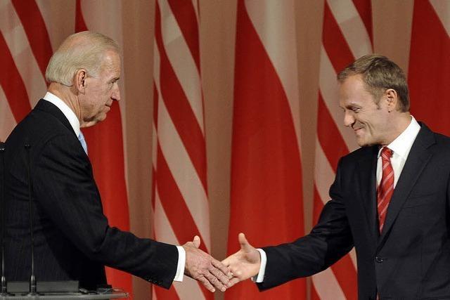 Polen will bei neuer Raktenabwehr dabei sein