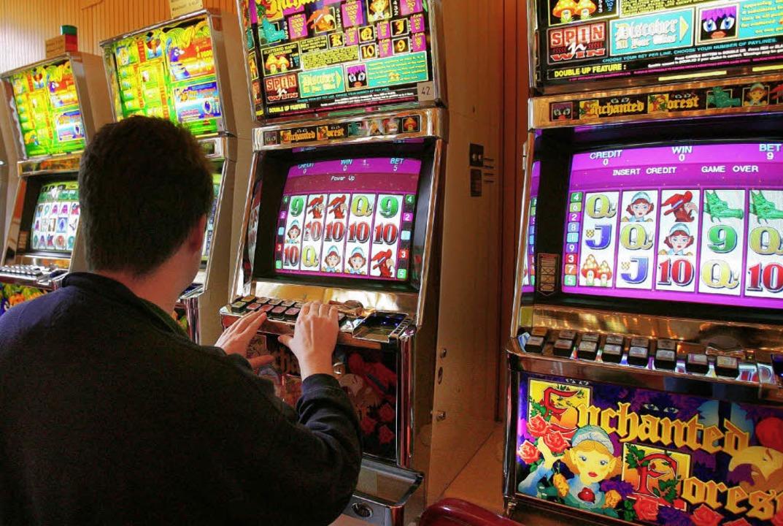Keine Gewinne Mehr In Spielhallen