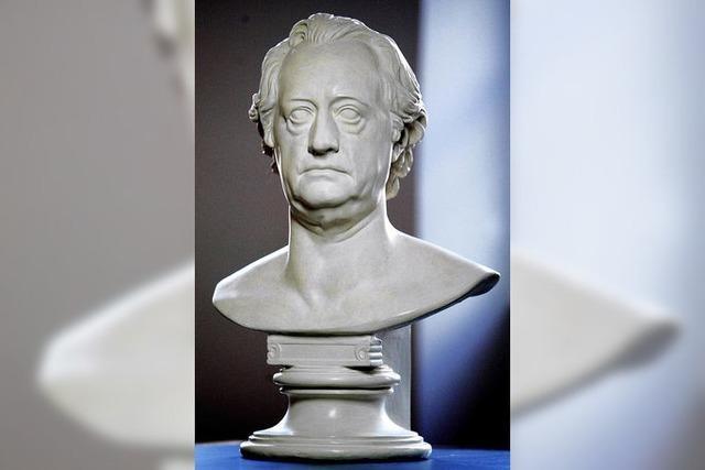 GEISTESBLITZE: Goethes Gelehrtenclub