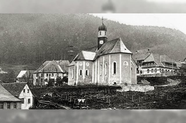 Mit der Vergrößerung der Wallfahrtskirche begann ein neues Kapitel