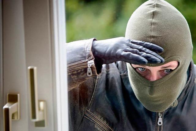 Achtung Fensterbohrer: Die Einbruchserie geht weiter
