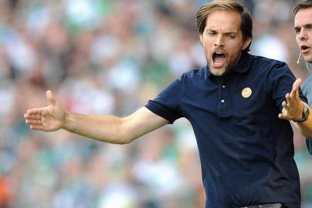 Mainz-Trainer Thomas Tuchel auf Jürgen Klopps Spuren