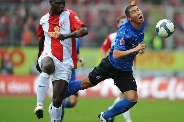 Unnötig und bitter: SC Freiburg verliert in Mainz