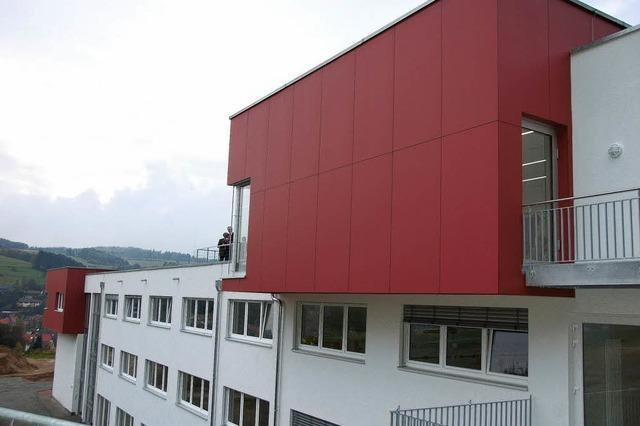 BDH-Klinik: Neubau fertig