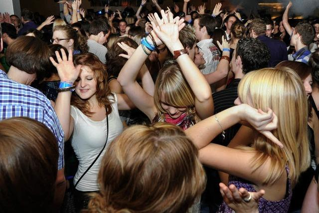 Party XXL: Monkey-Jump-Festival in 21 Bars und Clubs