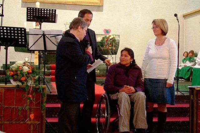 Elsa Soriano geht nach Peru zurück