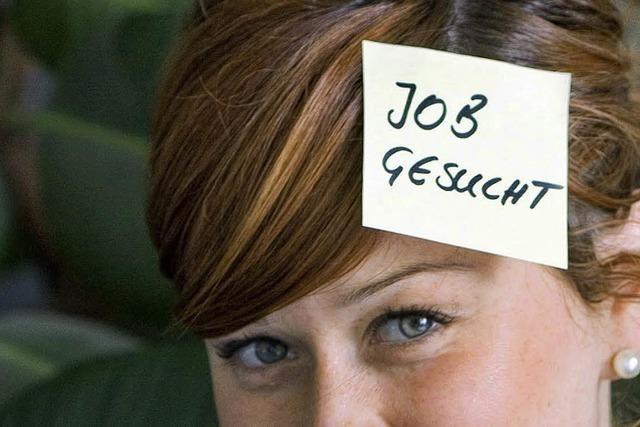 Einstiegsjob, verzweifelt gesucht