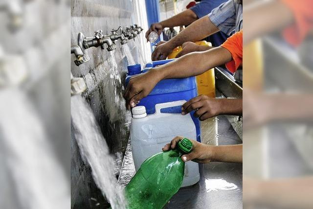 Amnesty: Israel verweigert Palästinensern Wasser