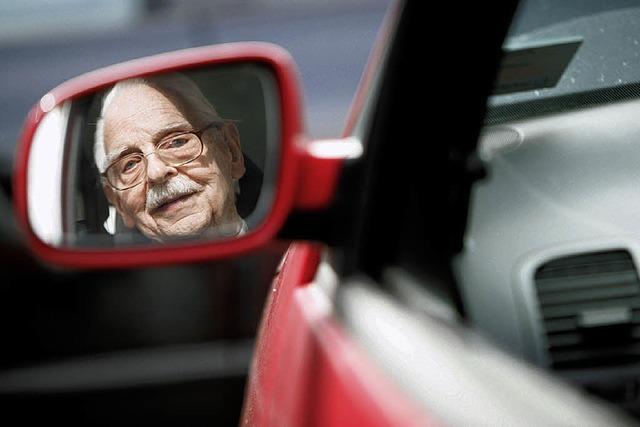 Auch im Alter Auto fahren