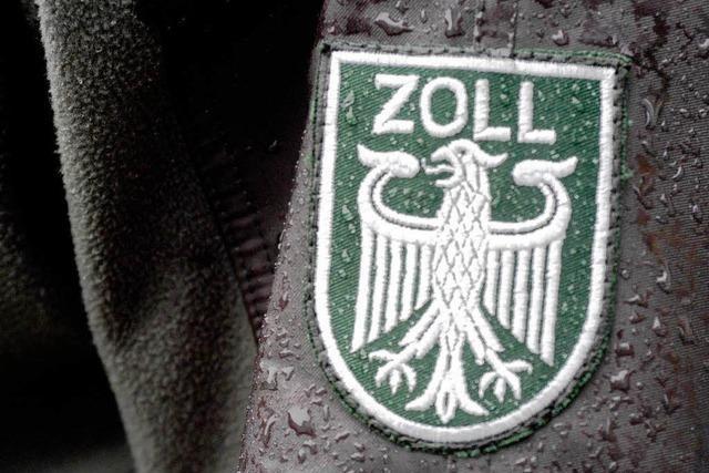 Zoll bekämpft Rauschgiftschmuggel im Dreiländereck