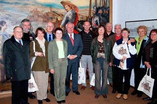 Breisacher Schwarzwaldverein feierte 125-jähriges Bestehen