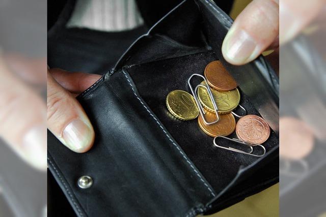 Finanzplanung nur auf Sicht
