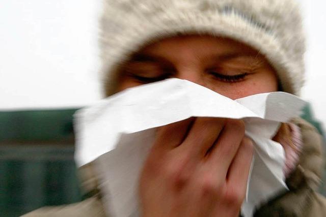 Schüler steckt sich bei Klassenfahrt mit Schweinegrippe an
